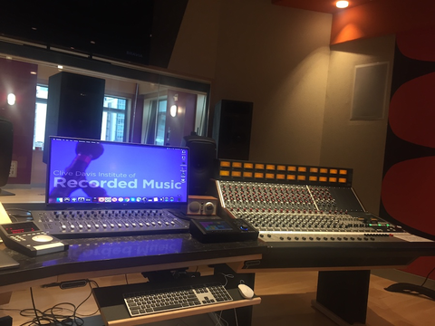 NYU Clive Davis Institute of Recorded Music
