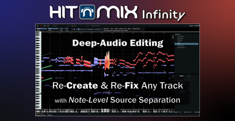 Hit'n'Mix Infinity 4.7のレビュー記事をご掲載いただきました!