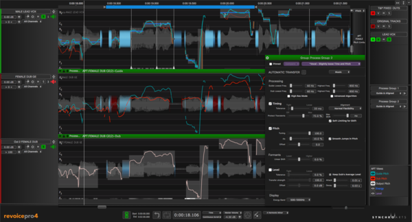 Revoice 4.2 with Inputs and modified pitch and time in Output and APT Controls and a scale.png