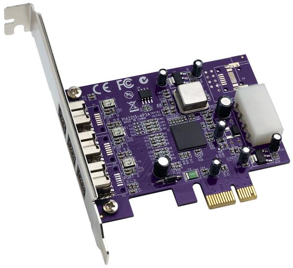 Allegro FW800 PCIe