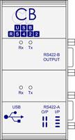 cb electronics/usb-422