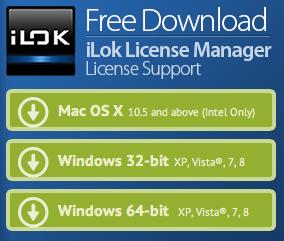 iLok - ダウンロード - サポート・サービス | TACSYSTEM