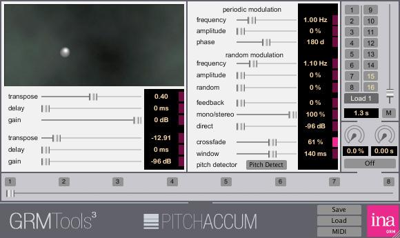 Pitch Accum